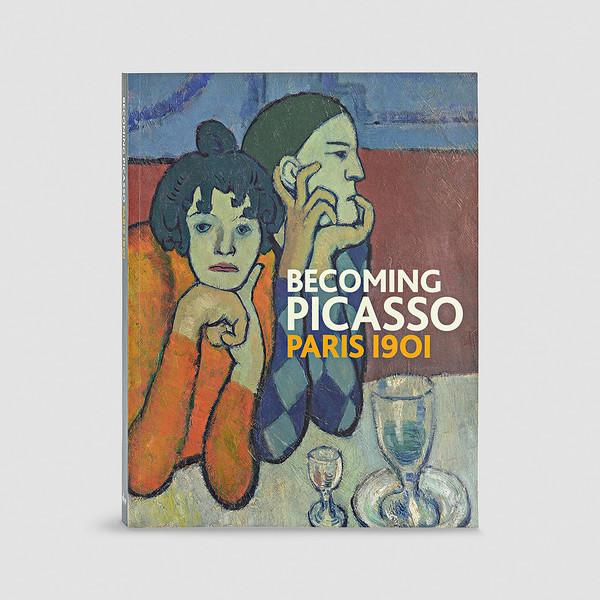 Becoming Picasso Paris 1901