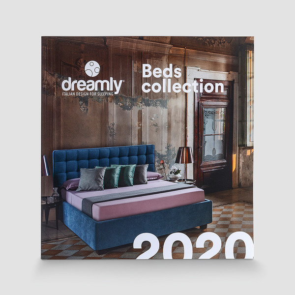 Dreamly beds collection 2020